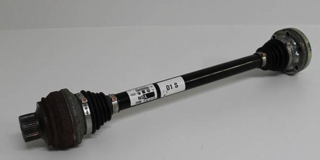 driveshaft rear bridge shaft for audi