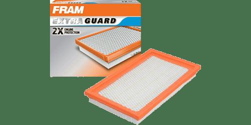 quicksnap FRAM CA4309 Extra Guard Rigid Panel Air Filter
