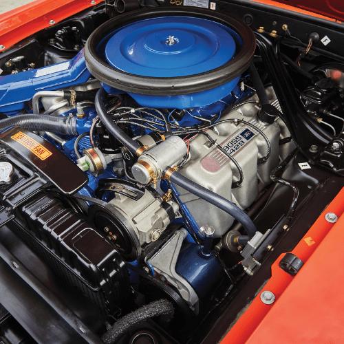 Criaglist 69 Mustang 429 Boss Engine