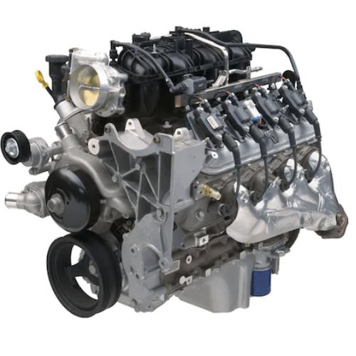L96 Vortec max 6.0l v8 crate engine