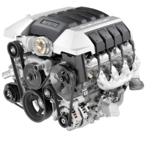 6.2 liter ls3 v8 430hp chevy engine