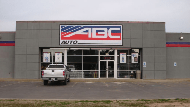 ABC Auto Parts Yard, Tarrant, Alabama