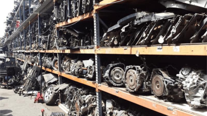 A-1 Budget Auto Dismantling, Lancaster, California