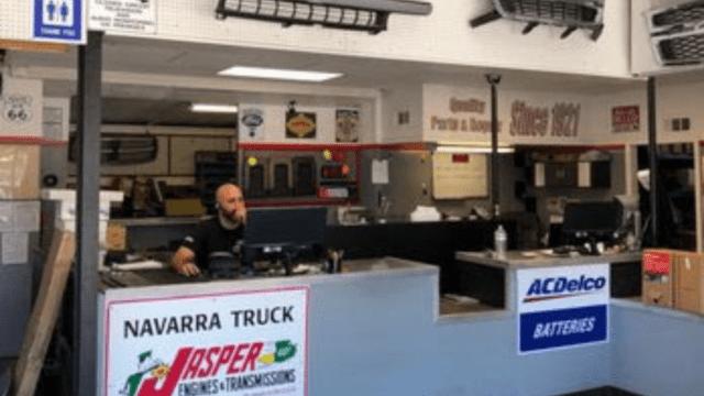 Navarra Truck & Van Wreckers, San Jose California, Californa