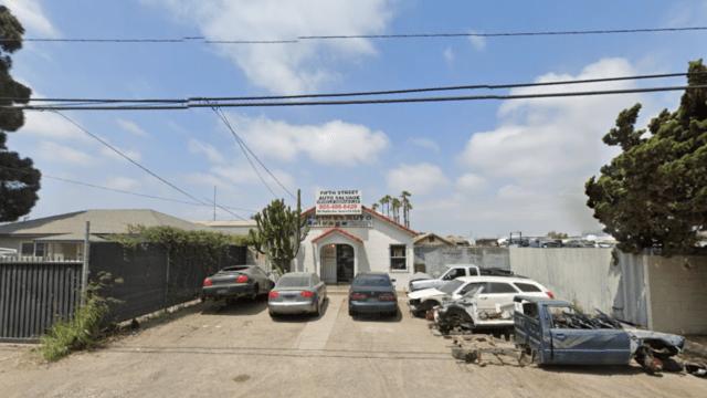Fifth St Auto Salvage, Oxnard, California