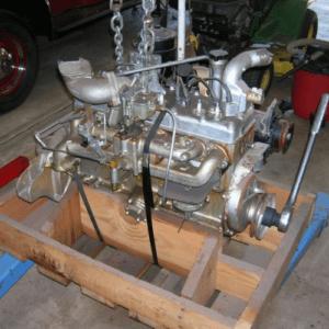 Dodge 230 flathead engine