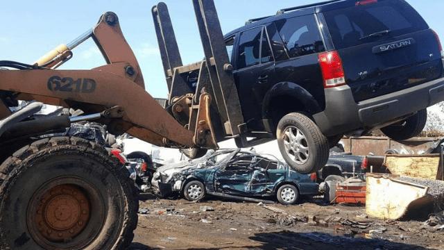 Auto Salvage Huntsville Alabama