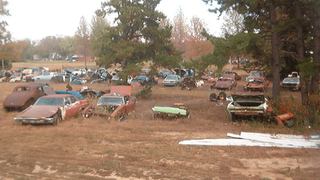 Searcy auto salvage junkyard Arkansas