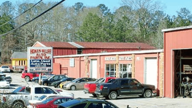 Hokes Bluff Auto Parts Hokes Bluff Alabama