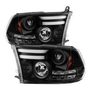 spyder headlight ram 2500