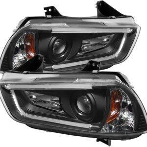 2014 DODGE CHARGER SPYDER HEADLIGHTS
