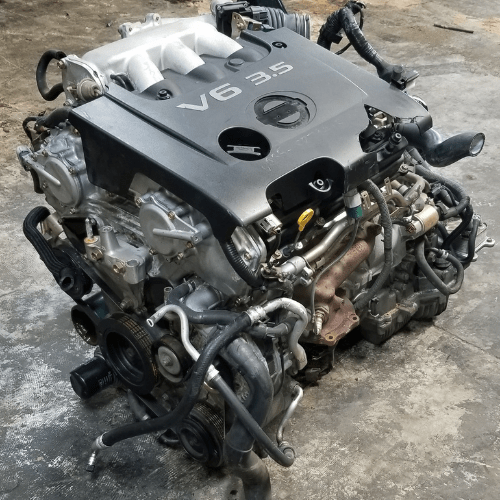 Nissan vq35de Engine