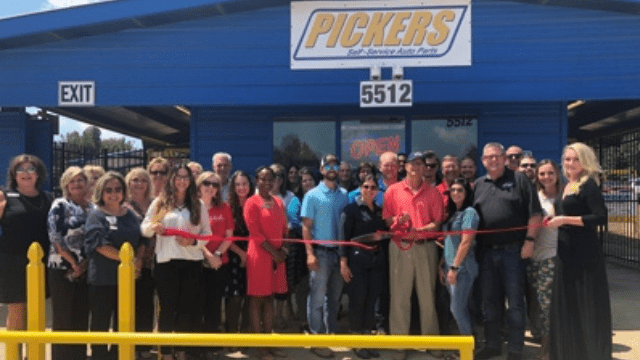 Pickers U-Pull-It Self Service Auto Parts Texarkana Arkansas