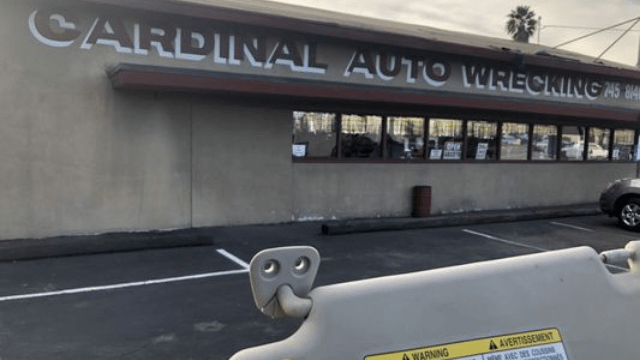Cardinal Auto Wrecking Escondido California