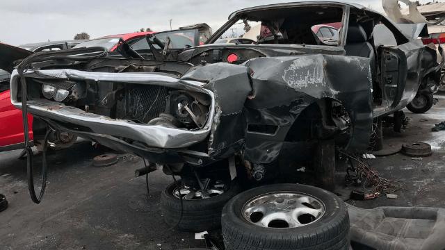 Mission Auto Wrecking Goleta California junkyard