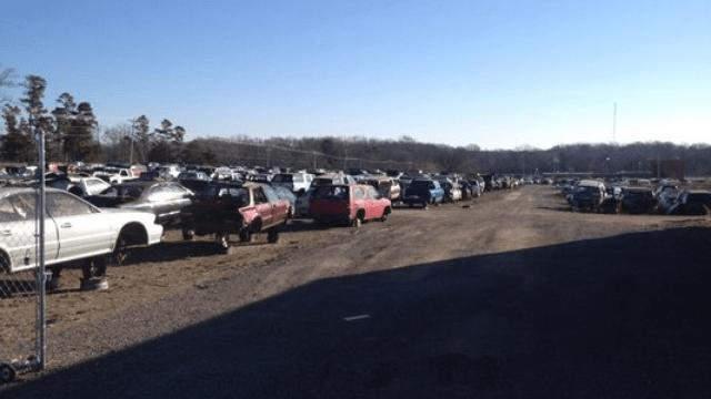 hwy 7 auto salvage Russellville Arkansas