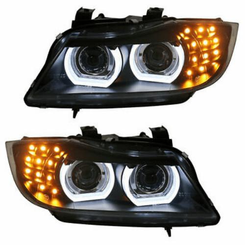 bmw-e90-lci-xenon-headlights