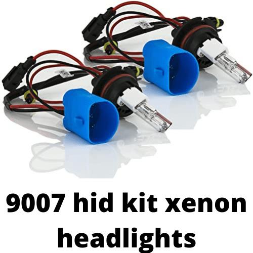 used-9007-hid-kit-xenon-headlights