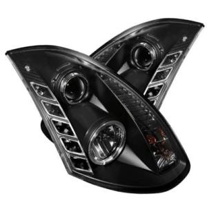 used-infiniti-g37-spyder-headlights