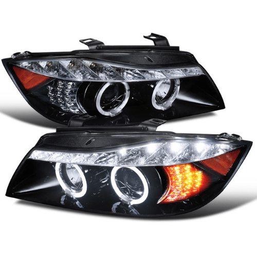 spyder-headlights-for-bmw-e90