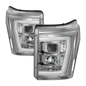 aftermarket-ford-f350-spyder-headlights