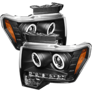 used-ford-f150-spyder-headlights