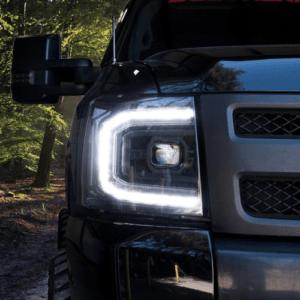 used-morimoto-xb-hybrid-led-headlights