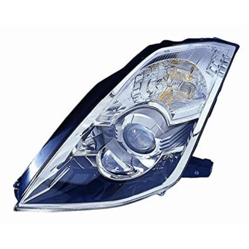 used-350z-depo-xenon-headlights