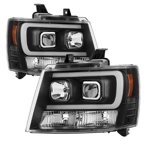 used-2007-tahoe-spyder-headlights