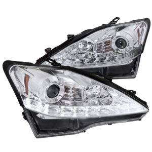 used-lexus-is-250-headlights