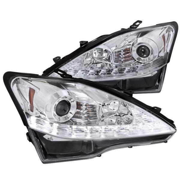 used-lexus-is-250-headlights