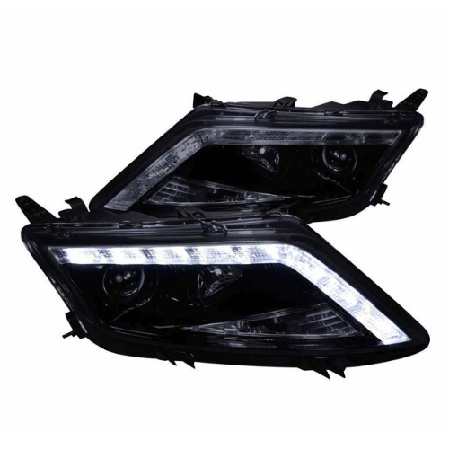 used-ford-fusion-headlights