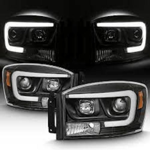 2008 dodge ram headlights