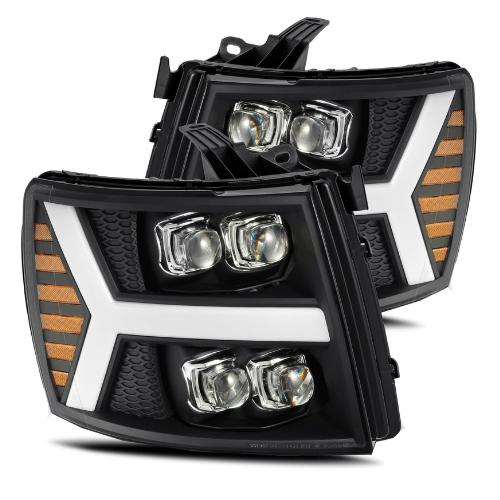 2010 Chevy Silverado Headlights