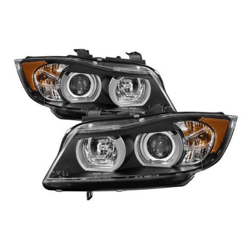 2006 BMW 325I Headlights