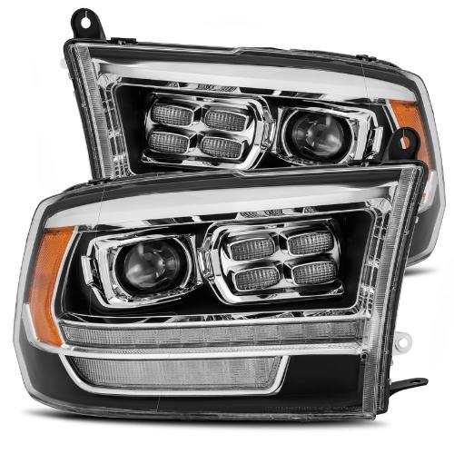 2012 dodge ram 1500 headlights