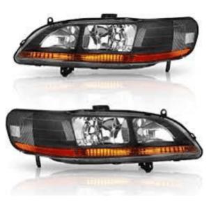 2002 Honda Accord Headlights