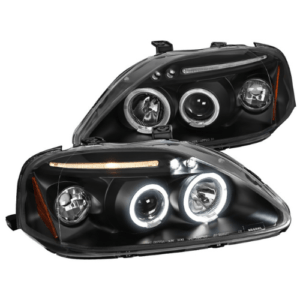 2000 Honda Civic Headlights
