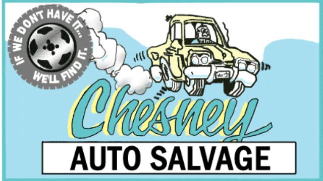 Chesney Auto Salvage Chesney Michigan