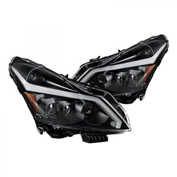 G37 Sedan Headlights