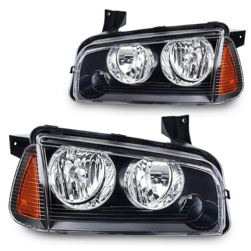 2008 Dodge Charger Headlights