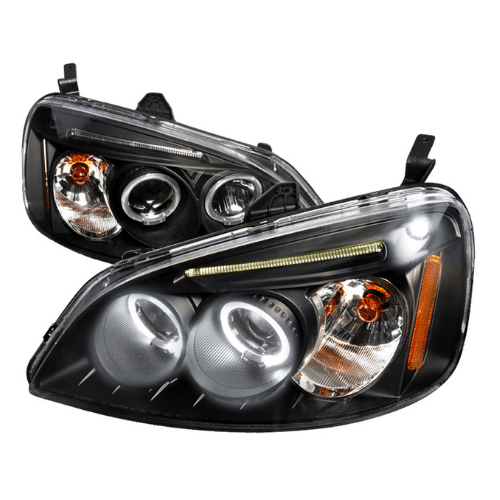 2001 Honda Civic Headlights