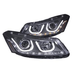 2012 Honda Accord Headlights