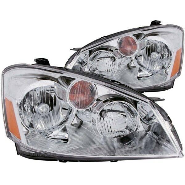 2005 Nissan Altima Headlight