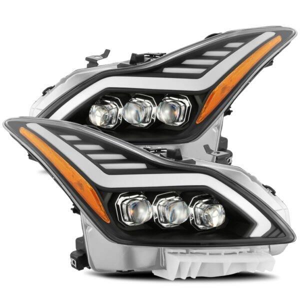 G37 COUPE Headlights
