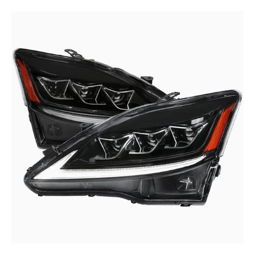 2007 LEXUS IS250 Headlights