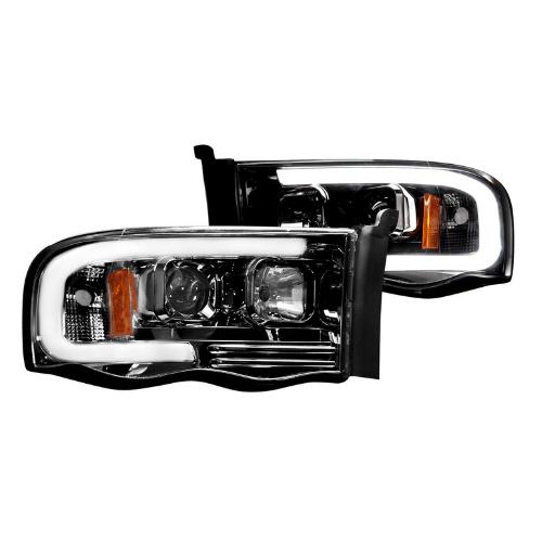 2005 DODGE RAM Headlights