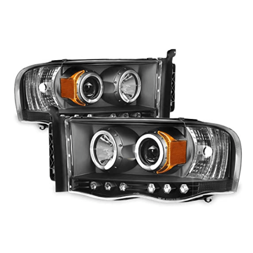 2003 Dodge Ram Headlights