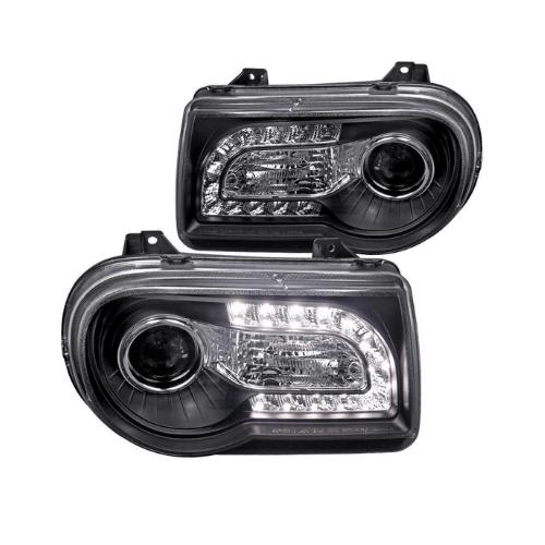 2006 Chrysler 300 Headlights