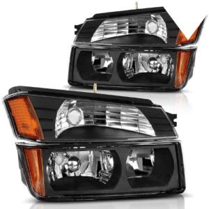 2002 Chevy avalanche Headlights